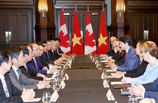 Việt Nam là đối tác quan trọng của Canada - Ảnh 1.