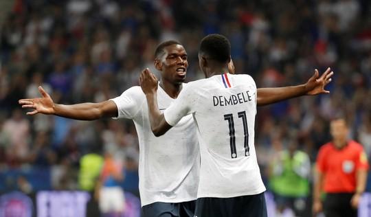 Thắng Ý, tuyển Pháp chạy đà hoàn hảo trước World Cup - Ảnh 8.