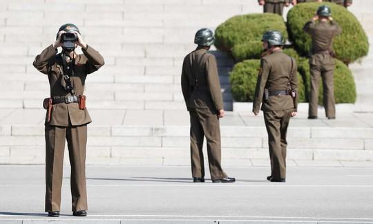 Mỹ: Chưa thấy Triều Tiên rục rịch gì - Ảnh 1.