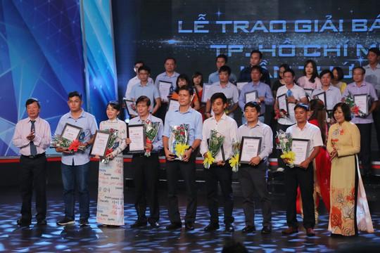Báo Người Lao Động đoạt 7 giải báo chí TP HCM - Ảnh 3.