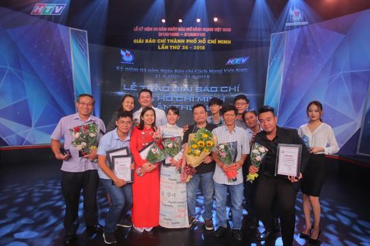 Báo Người Lao Động đoạt 7 giải báo chí TP HCM - Ảnh 1.