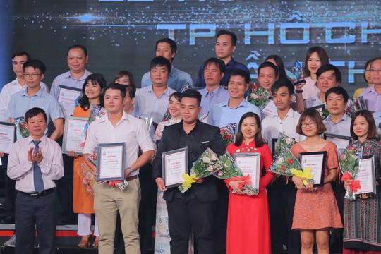 Báo Người Lao Động đoạt 7 giải báo chí TP HCM - Ảnh 2.