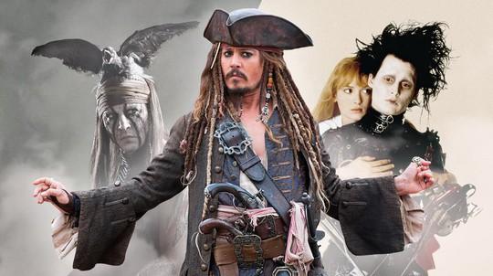 Cướp biển Johnny Depp đau khổ tột cùng vì ly hôn - Ảnh 1.