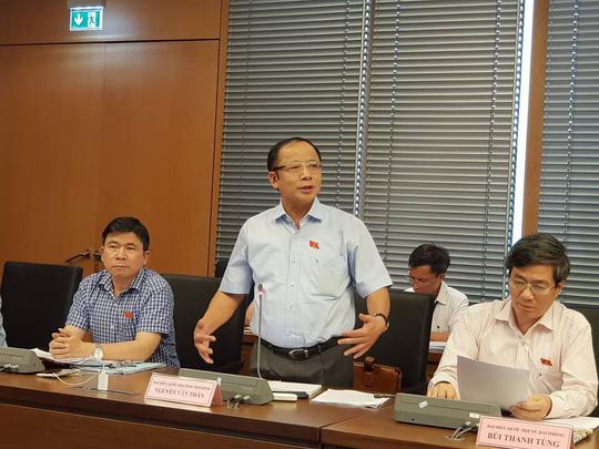 Đại biểu Quốc hội Nguyễn Văn Thân chỉ có 1 quốc tịch Việt Nam - Ảnh 2.