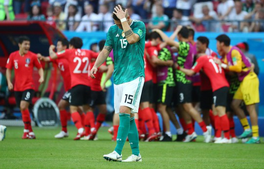 Hàn Quốc tạo đại địa chấn, loại Đức khỏi World Cup - Ảnh 7.