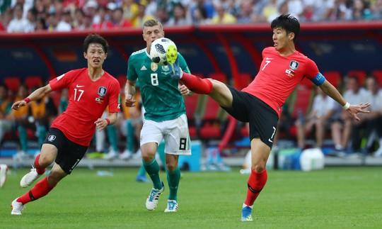 Hàn Quốc tạo đại địa chấn, loại Đức khỏi World Cup - Ảnh 1.