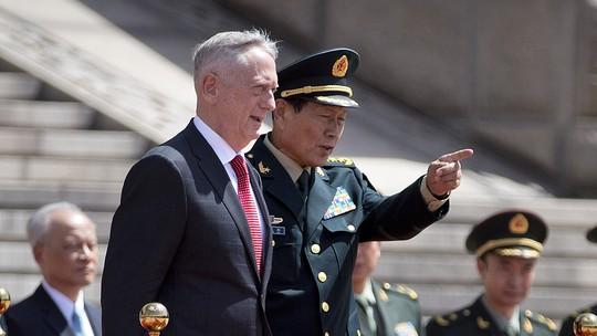 Biển Đông tiếp tục phủ bóng quan hệ Mỹ - Trung - Ảnh 2.