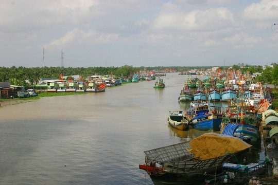 Dự án thủy lợi Cái Lớn - Cái Bé ở Kiên Giang: Đừng làm mất đi lợi thế tài nguyên - Ảnh 1.
