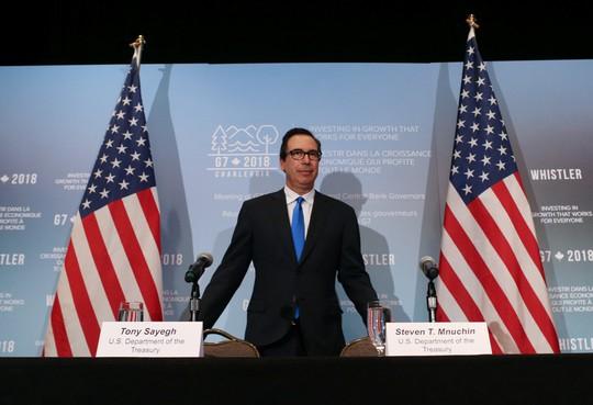 G7 chia rẽ kiểu G6 +1, không khí cuộc họp bất thường chưa từng thấy - Ảnh 2.