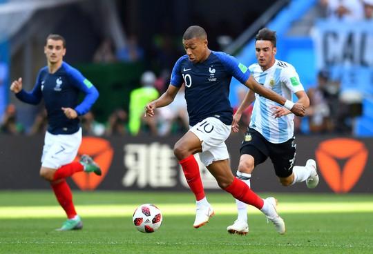 Pháp - Argentina 4-3: Mbappe được so sánh với Pele, Ronaldo béo - Ảnh 5.