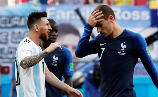 Pháp - Argentina 4-3: Mbappe được so sánh với Pele, Ronaldo béo - Ảnh 1.