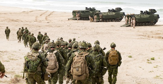 Tập trận RIMPAC: Mỹ thêm bạn, Trung Quốc mất cơ hội - Ảnh 3.