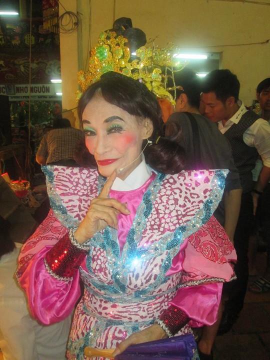 Nữ nghệ sĩ Gãy gánh giữa đường: Phận buồn đào hát cải lương - Ảnh 6.