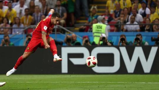 Hazard: Thà thua kiểu Bỉ còn hơn thắng kiểu Pháp - Ảnh 1.