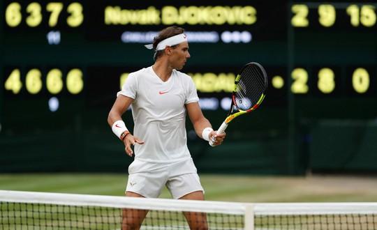 Djokovic gây lo ngại cho Federer và Nadal - Ảnh 2.