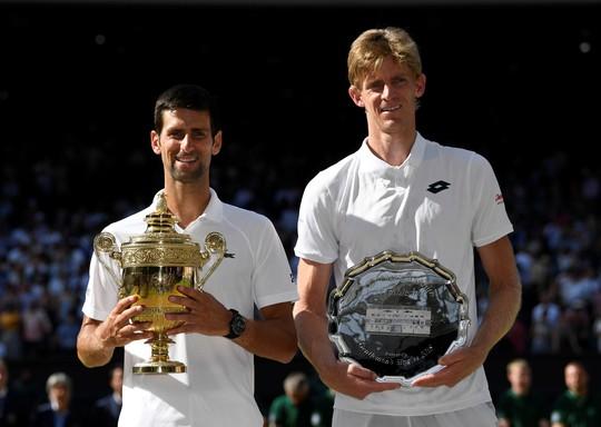 Djokovic: Wimbledon là nơi linh thiêng giúp tôi thành công - Ảnh 8.