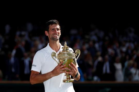 Djokovic: Wimbledon là nơi linh thiêng giúp tôi thành công - Ảnh 6.
