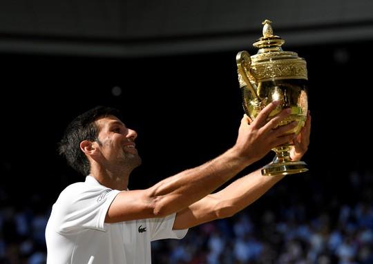Djokovic: Wimbledon là nơi linh thiêng giúp tôi thành công - Ảnh 4.