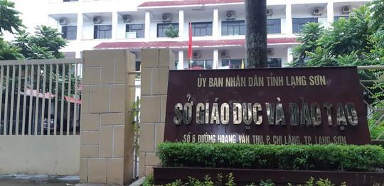 35 thí sinh có điểm cao bất thường ở Lạng Sơn: Tổ công tác làm việc từ sáng tới tối - Ảnh 1.
