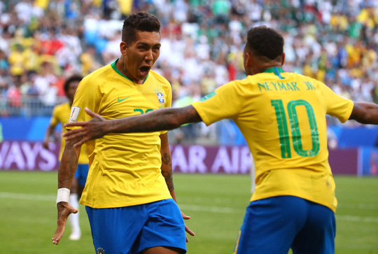 Mexico không cản nổi Neymar - Ảnh 1.