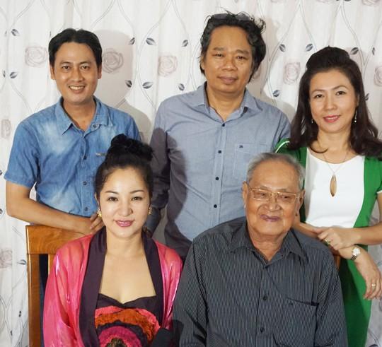 Danh cầm, NSƯT Ba Tu qua đời ở tuổi 83  - Ảnh 2.