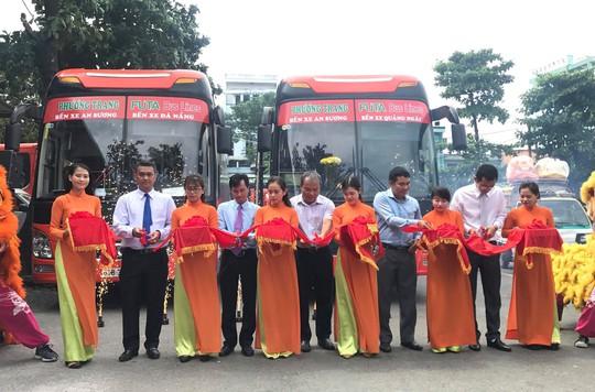 Phương Trang thêm 2 tuyến xe từ TP HCM đi Đà Nẵng và Quảng Ngãi - Ảnh 1.