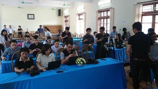 Phó giám đốc Sở GD-ĐT Sơn La liên quan sai phạm điểm thi - Ảnh 1.