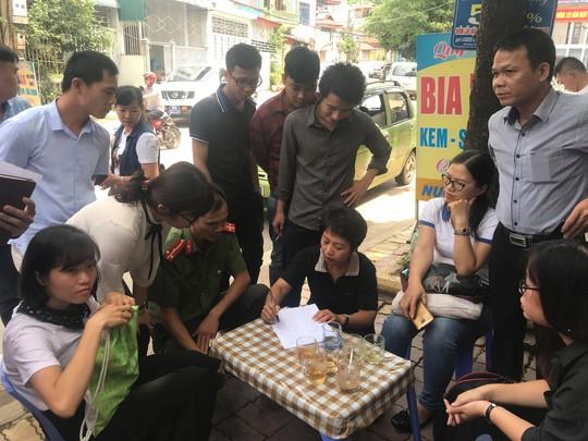 Phó giám đốc Sở GD-ĐT Sơn La liên quan sai phạm điểm thi - Ảnh 3.