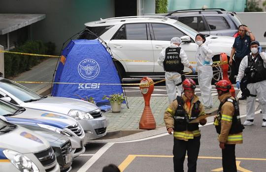 Hàn Quốc: Bị điều tra, ngài trong sạch nhảy lầu tự tử - Ảnh 2.