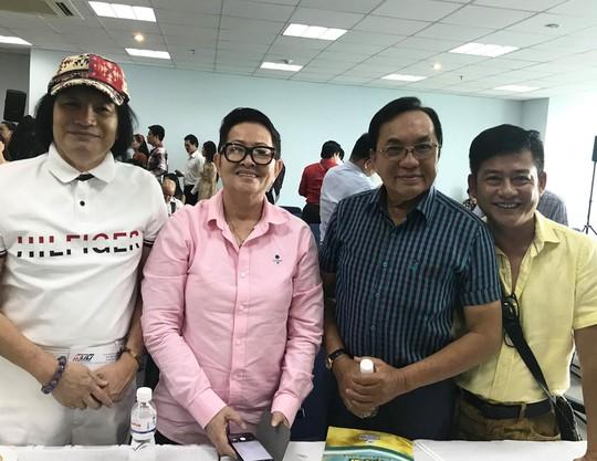 NSƯT Minh Vương, Thanh Tuấn, Giang Châu vui mừng trước kết quả xét lại - Ảnh 4.