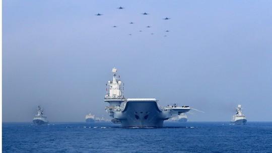 Malaysia cứng rắn hơn với Trung Quốc ở biển Đông  - Ảnh 1.