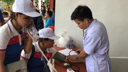 Chùm ảnh 2.800 người bị ảnh hưởng vỡ đập ở Lào sống ra sao? - Ảnh 12.
