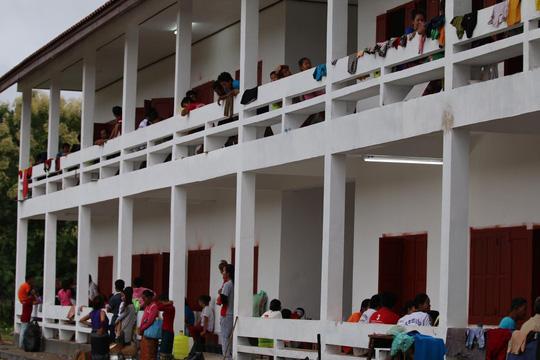Chùm ảnh 2.800 người bị ảnh hưởng vỡ đập ở Lào sống ra sao? - Ảnh 9.
