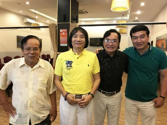 NSƯT Minh Vương, Thanh Tuấn, Giang Châu vui mừng trước kết quả xét lại - Ảnh 5.