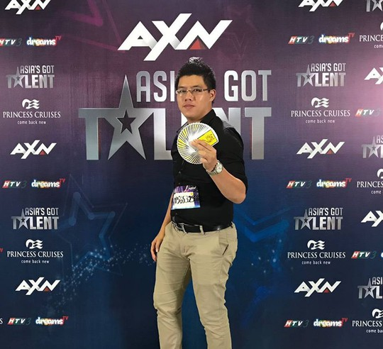 Vòng loại audition Asia's got talent: Độc đáo tài năng Việt Nam - Ảnh 5.