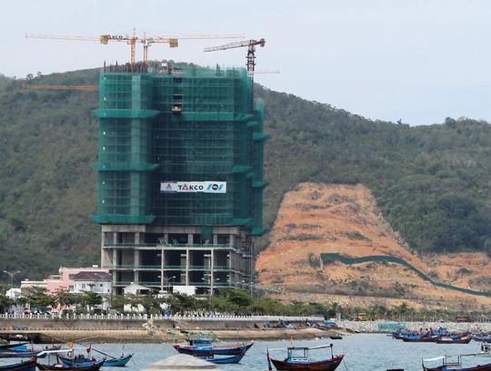Kỳ lạ chuyện giao đất vàng ở Khánh Hòa - Ảnh 1.