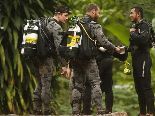 Thái Lan: Vì sao đội bóng nhí mạo hiểm đi vào hang? - Ảnh 3.
