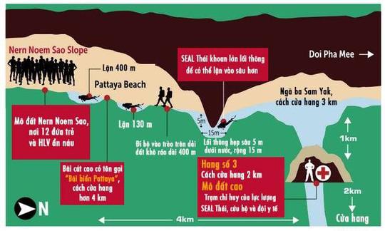 Thái Lan: Vì sao đội bóng nhí mạo hiểm đi vào hang? - Ảnh 2.