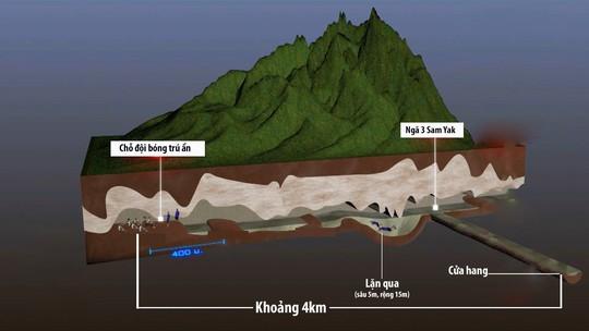 Chính thức từ Thái Lan: 4 em ra khỏi hang, cứu hộ đợt tiếp theo trong 10 giờ nữa - Ảnh 1.