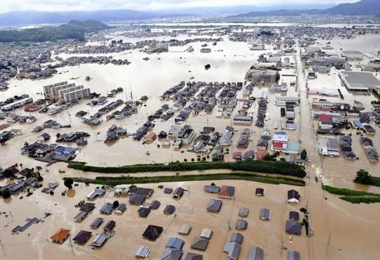 Siêu bão Maria đe dọa châu Á - Ảnh 1.