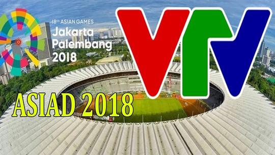 VTV không mua được bản quyền ASIAD 2018 - Ảnh 1.