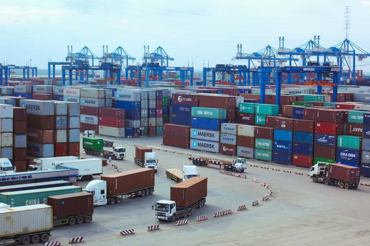 Chính phủ yêu cầu làm rõ việc giá thuê tàu, container tăng tới 10 lần - Ảnh 1.