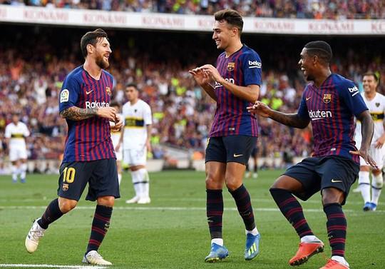 Hạ Boca Juniors, Barcelona vô địch cúp Joan Gamper - Ảnh 2.