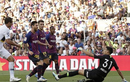 Hạ Boca Juniors, Barcelona vô địch cúp Joan Gamper - Ảnh 4.