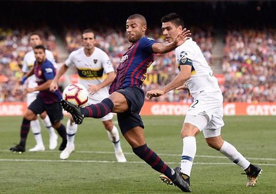 Hạ Boca Juniors, Barcelona vô địch cúp Joan Gamper - Ảnh 5.