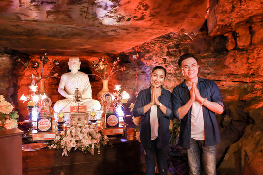 Ốc Thanh Vân hẹn hò cùng Đại Nghĩa để quảng bá cho du lịch Việt - Ảnh 2.