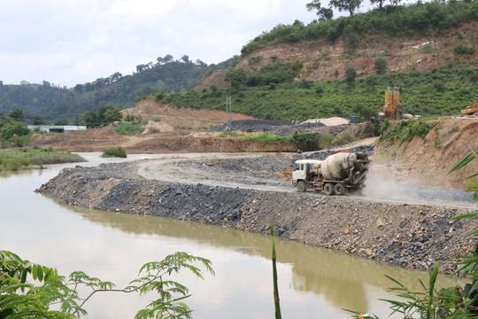 Vụ Quyết lấy rừng đặc dụng làm thủy điện: Nhiều câu hỏi rơi vào im lặng - Ảnh 1.