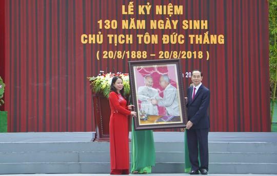 Long trọng kỷ niệm 130 năm ngày sinh Bác Tôn - Ảnh 9.