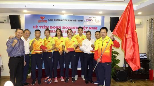 Thư giãn cùng đội tuyển boxing Việt Nam - Ảnh 1.