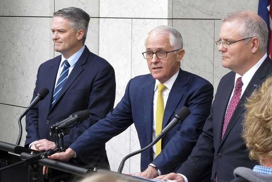 Chính trường Úc chưa hết rối ren: Người ủng hộ Thủ tướng Turnbull quay lưng vào phút chót - Ảnh 2.